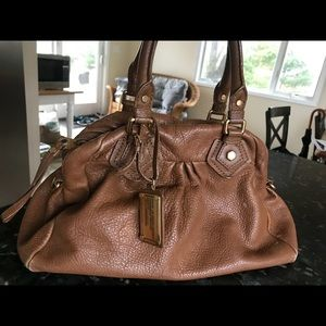 Marc by Marc Jacobs leather Aidan satchel w/ tags